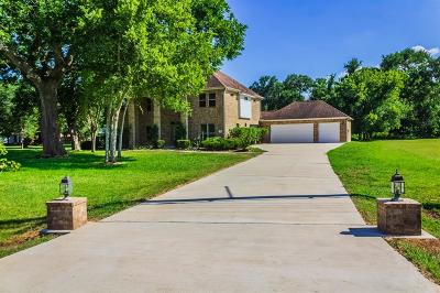 Fulshear Single Family Home For Sale: 32603 Westminster Drive