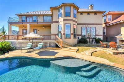 San Antonio Single Family Home For Sale: 18010 Granite Hill Drive