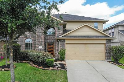 Cypress Single Family Home For Sale: 15507 Mossy Park