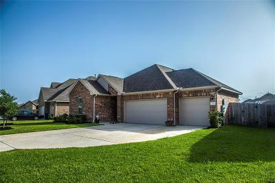 League City TX Single Family Home For Sale: $261,500
