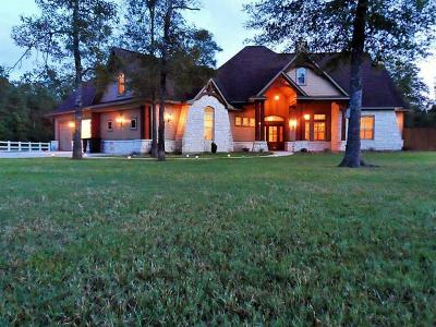 Single Family Home For Sale: 195 County Road 632
