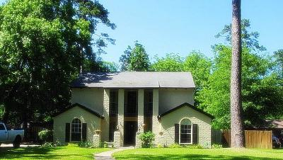 Spring Single Family Home For Sale: 6302 Fawnwood Drive