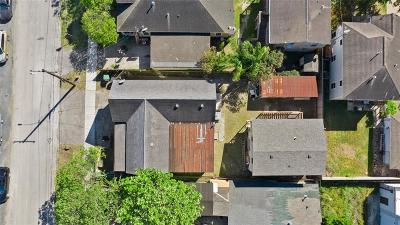 Houston Single Family Home For Sale: 218 Velasco Street