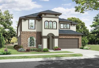 Missouri City Single Family Home For Sale: 8907 Golden Mist