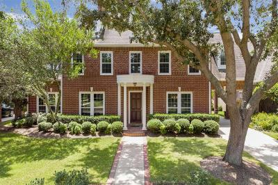 Sugar Land Single Family Home For Sale: 2714 Colony Park Drive