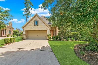 Tomball Single Family Home For Sale: 2 Chase Mills Place