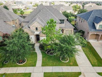 Katy TX Single Family Home For Sale: $539,900