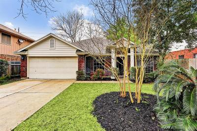 Tomball Single Family Home For Sale: 16103 Lakestone Drive
