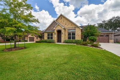 Fulshear Single Family Home For Sale: 4510 Weston Drive