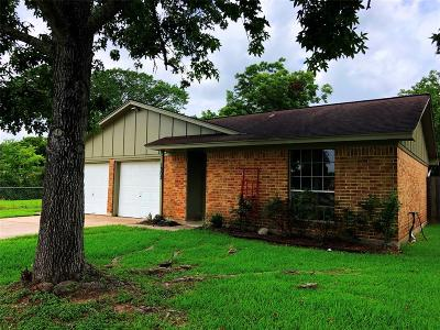 League City Single Family Home For Sale: 1302 2nd Street