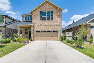 Houston TX Single Family Home For Sale: $255,000