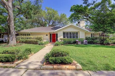 Houston Single Family Home For Sale: 4202 Whitman Street
