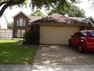 Houston Single Family Home For Sale: 11450 W Travelers Way Circle