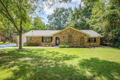 Montgomery County Single Family Home For Sale: 2527 Centerline Road