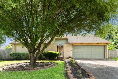 Channelview Single Family Home For Sale: 1406 Littleport Lane