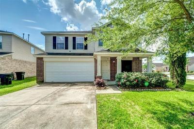 Houston Single Family Home For Sale: 10135 Mellenbrook Lane