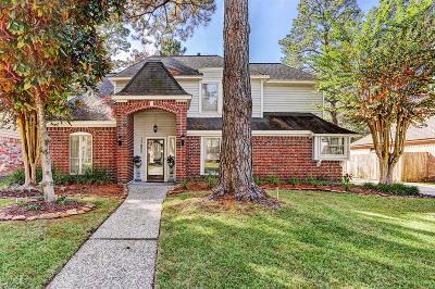 Spring Single Family Home For Sale: 17903 Asphodel Lane