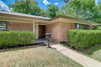 Houston Single Family Home For Sale: 12318 Atwell Drive