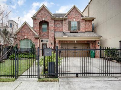 Houston Single Family Home For Sale: 6021 Tyne Street