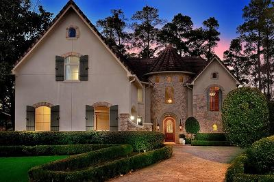 The Woodlands Single Family Home For Sale: 63 Golden Scroll Circle