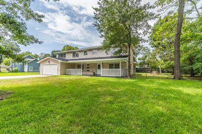 Baytown Single Family Home For Sale: 1800 Woodlawn Street
