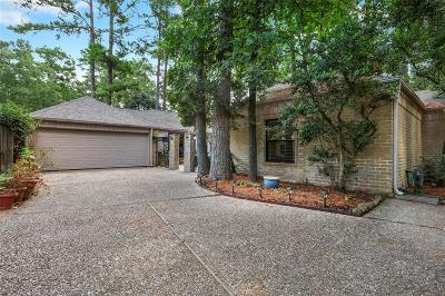 Kingwood Single Family Home For Sale: 3211 Sunny Knoll Court