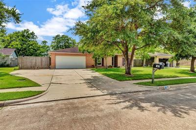 Galveston County Single Family Home For Sale: 401 Morningside Drive