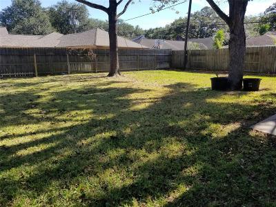 Houston Single Family Home For Sale: 5247 Ariel Street