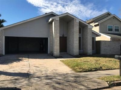 Houston Single Family Home For Sale: 12422 Seaswept Drive