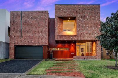 Houston Single Family Home For Sale: 2429 Southgate Boulevard