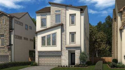 Houston Condo/Townhouse For Sale: 2615 Fountain Key Boulevard