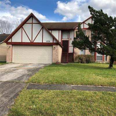 Single Family Home For Sale: 12334 Carola Forest Drive