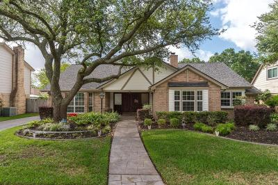 Jersey Village Single Family Home For Sale: 16301 Acapulco Drive