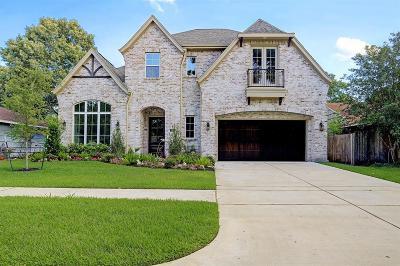 Houston Single Family Home For Sale: 7415 Dearborn Street