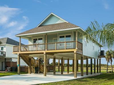 Galveston TX Single Family Home For Sale: $369,000