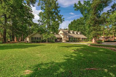 Kingwood Single Family Home For Sale: 1431 Walnut Lane