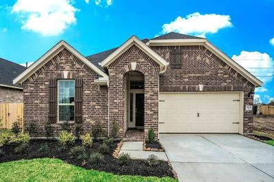 Pearland Single Family Home For Sale: 7614 River Pass Drive