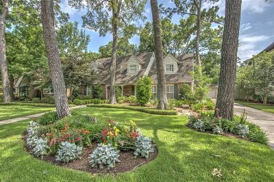 Houston Single Family Home For Sale: 13319 Apple Tree Road