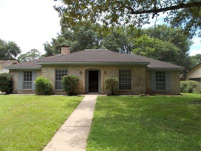 Cypress TX Single Family Home For Sale: $169,000