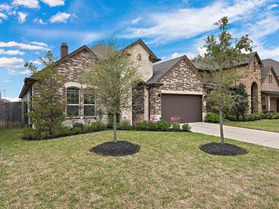 League City Single Family Home For Sale: 6107 Norwood Mills Court