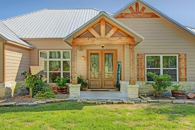 Tomball Single Family Home For Sale: 21217 Will Rogers Taxiway