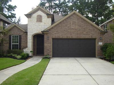 Spring Single Family Home For Sale: 5115 Durham Knoll Lane