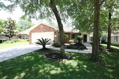Montgomery Single Family Home For Sale: 3006 Candlewood