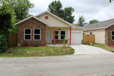Single Family Home For Sale: 3108 Lelia Street