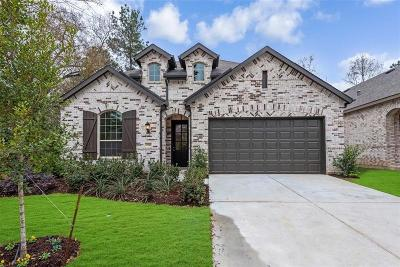 Conroe Single Family Home For Sale: 17106 Crimson Crest Drive