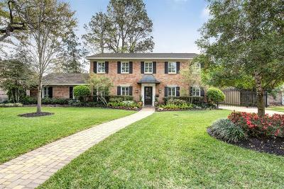 Houston Single Family Home For Sale: 630 Ramblewood Road