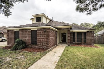 Cypress Single Family Home For Sale: 12202 Raven South Drive