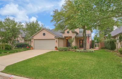 The Woodlands Single Family Home For Sale: 14 Timberlea Place