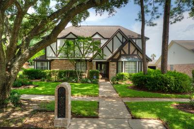 Houston Single Family Home For Sale: 8902 Haverstock Drive