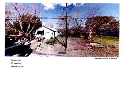 Eagle Lake Residential Lots & Land For Sale: 306 E Davitt Street E